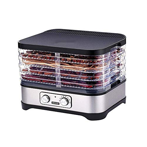 For Sale! Yalztc-zyq16 Food Dehydrator, Dry Electric Food Dryer, Beef, Fruit, Vegetables, 5 Trays, K...
