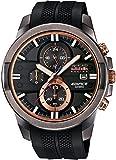 [カシオ] 腕時計 エディフィス Infiniti Red Bull Racingタイアップモデル EFR-543RBP-1AJR ブラック