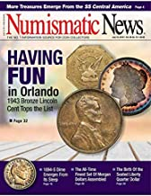 numismatic news subscription