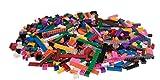 Strictly Briks - Set de Ladrillos de construcción - 672 Piezas de 12 Colores Diferentes - Piezas Sueltas - Compatible con Todas Las Grandes Marcas