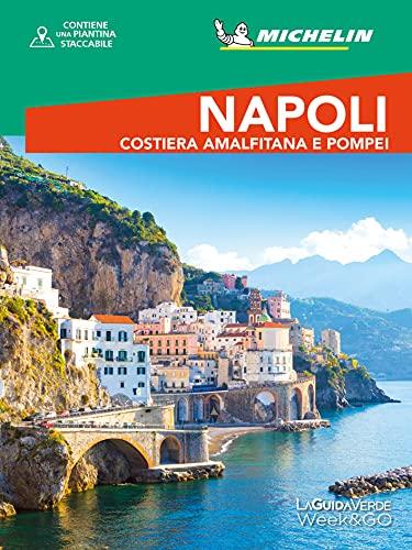Napoli. Costiera amalfitana e Pompei. Con Carta geografica ripiegata