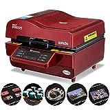 ZYT 3D Vacío Calor Prensa Máquina, Sublimación 3D 2800W de Calor Presione Impresora para Casos de teléfono, Tazas, Platos, Gafas, Rock,220v