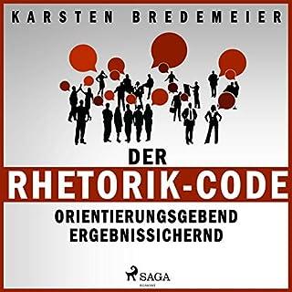 Der Rhetorik-Code Titelbild