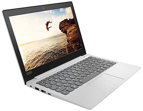Lenovo Ideapad 120S Notebook, Display 11,6' HD, Processore Intel Celeron, 32GB, RAM 4GB, Windows 10, Grey