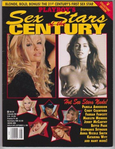 Playboy's Sex Stars Of The Century August 1999