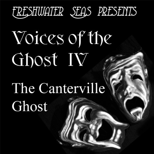 Voices of the Ghost IV audiobook cover art
