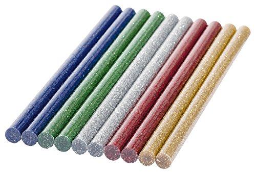 Bosch Klebesticks Glitter (10 Stück, Ø 7 mm)