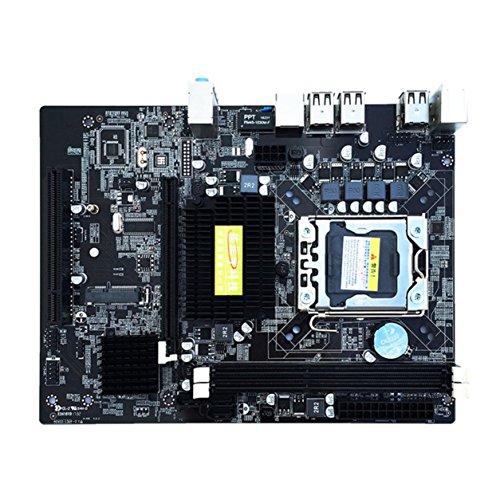 Professionelle Desktop Computer Mainboard X58 Platine LGA 1366 Pin ECC Alle Feste Motherboard Unterstützung L / E5520 X5650, Multicolor