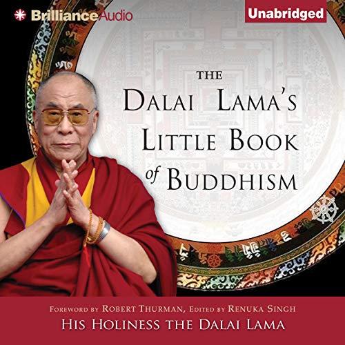 The Dalai Lama's Little Book of Buddhism cover art
