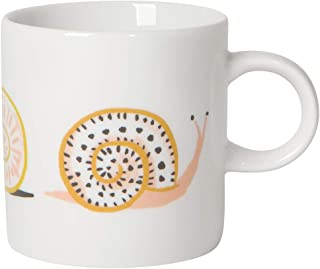Danica Studio 7001899aa 12 Ounce Short Mug, Small World Design,