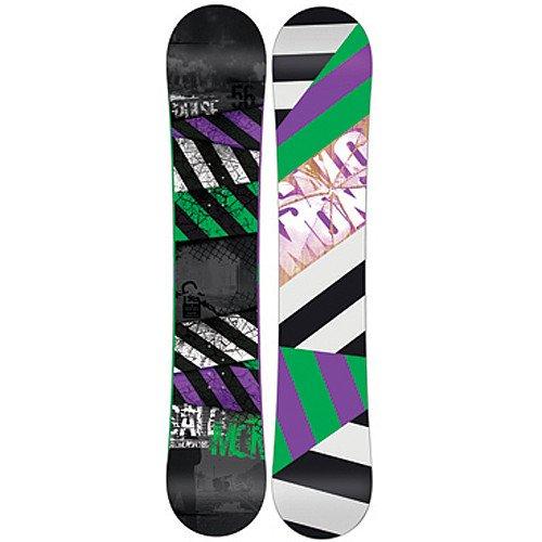 Salomon 4027197xm - Snowboard Pulse'11 900 MULTICOLOR Gr. 152