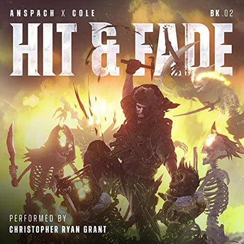 『Hit & Fade』のカバーアート