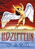 Grupo Erik Editores Led Zeppelin Poster