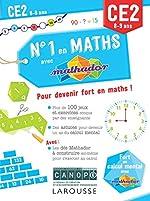 Numéro 1 en maths avec Mathador CE2 de Canopé