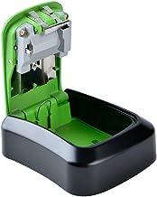 Caixa de armazenamento de chave Homyl 4 com combinação de caixa de bloqueio com capa protetora de senha