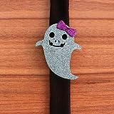 Yuhualiyi123 Partei liefert Armband Festival Dekoration Fledermaus Halloween Halloween Dekorationen klatschen Kreis 2PC Kids Kinder 2019 New Kürbis (Color : 1)