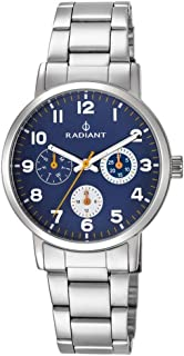 Radiant new funtime Childrens Analog Quartz Watch with Stainless Steel bracelet RA448702