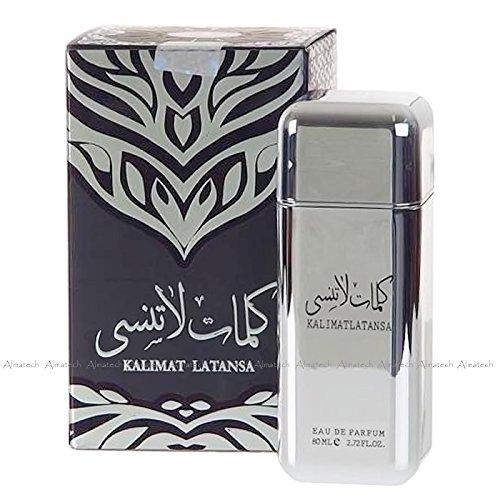 Kalimat Latansa 80 ml Eau De Parfum by Kalimat Latansa
