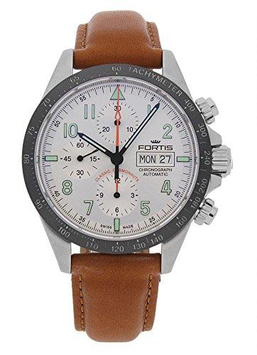 Fortis Classic Cosmonauts Chronograph Ceramic p.m. 401.26.12 L.28