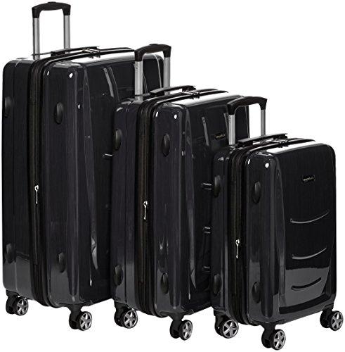 AmazonBasics - Set de maletas de la marca de Amazon