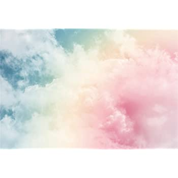 amazon com yeele 12x8ft pastel color cloud photography backdrop colorful sky cloud background indoor outdoor events decoration wedding portrait photo booth youtube studio photoshoot wallpaper camera photo yeele 12x8ft pastel color cloud photography backdrop colorful sky cloud background indoor outdoor events decoration wedding portrait photo booth