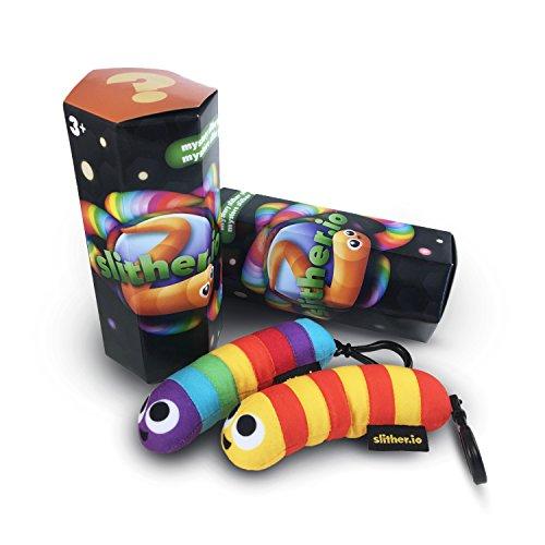 slither. IO 501Blind Box Mystery biegbarer Kleiderbügel Plüsch Spielzeug