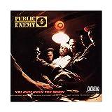 Public Enemy – Yo! Bum Rush The Show 1998