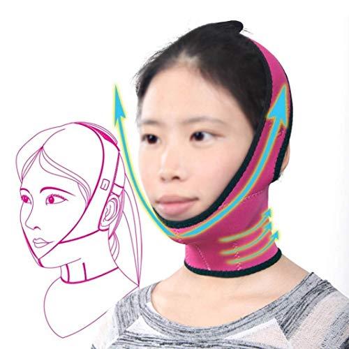 XYSQWZ Masque Lifting Minceur Ceinture Levage Puissant Petit V Bandage Mince Beauté Face-Lifting