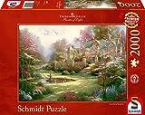 Schmidt - 57453 - Puzzle Classique - La Maison De Campagne - 2000 Pièces