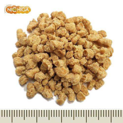 大豆ミート 粗挽きミンチタイプ 500g(国内製造品) 遺伝子組換え材料、動物性原料一切不使用 [01] NICHIGA(ニチガ)