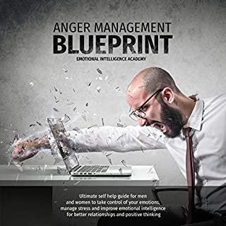 Anger Management Blueprint audiobook cover art