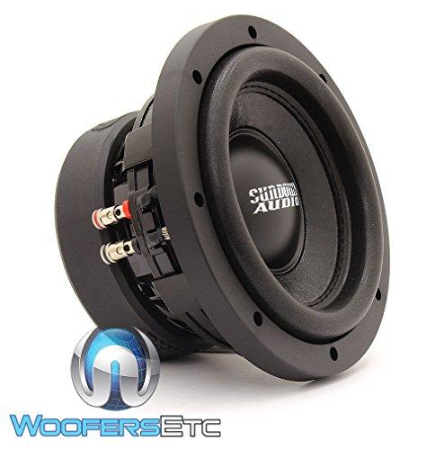 Sundown Audio SA-6.5 SW D4 6.5  200W Dual 4-Ohm SA Series Subwoofer