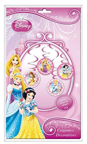 Disney Princesses 4 Suspendus (Verbetena 014200506)