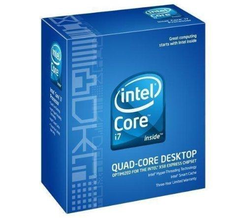 Intel - Procesador Core i7-950 (3,06 GHz, 8 MB L3 caché, zócalo LGA 1366, versión en caja)