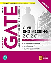 GATE Civil Engineering | GATE 2020 | By Pearson Paperback – 12 April 2019