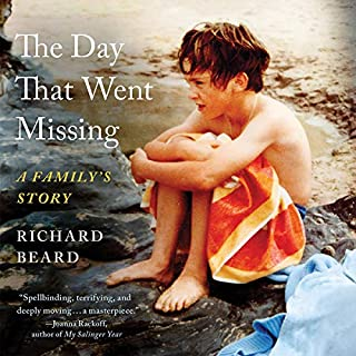 The Day That Went Missing     A Family's Story              Written by:                                                                                                                                 Richard Beard                               Narrated by:                                                                                                                                 James Langton                      Length: 8 hrs and 9 mins     1 rating     Overall 5.0