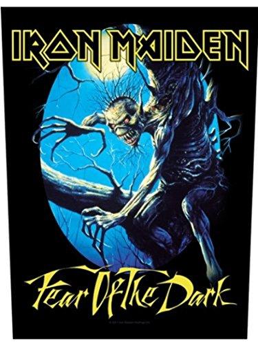 Toppa posteriore Iron Maiden Fear of the Dark