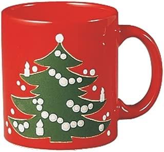 Waechtersbach Christmas Tree Mug, Set of 4