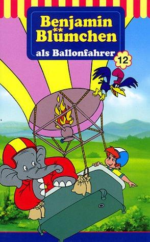 Benjamin Blümchen als Ballonfahrer [VHS]