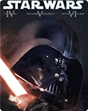 STAR WARS Original Trilogy Blu-Ray with steel case 3Discs(5000set Linmited Edition)(Japan Imoport)