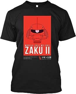 MS-06S Char s Zaku II Ver-2 11 Tee T-Shirt