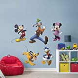 Mickey Mouse and Friends: Collection - Officially Licensed Disney Removable Wall Decals