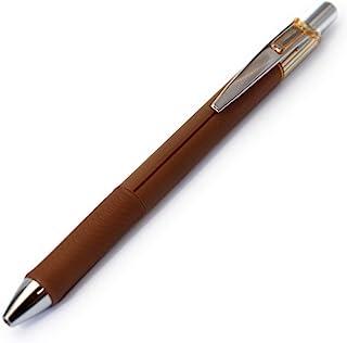 ぺんてる エナージェルクレナ インク/ブラウン 0.3mm〈超極細〉ニードルチップ BLN73L-E 本体サイズ:16x11x147mm/13g