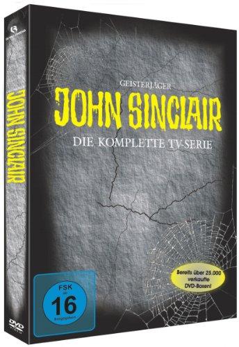 John Sinclair - Die komplette TV-Serie (3 DVDs)