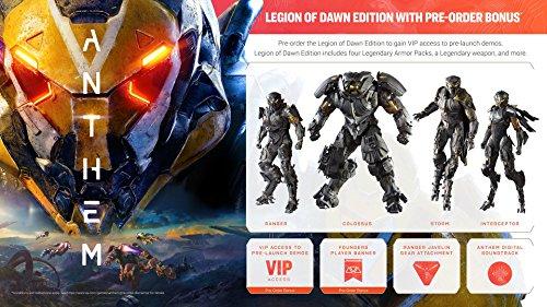 Electronic Arts World Anthem - Legion Of Dawn Edition 輸