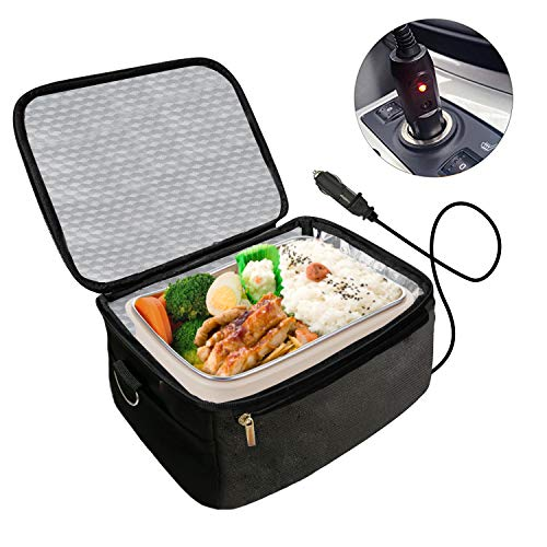 12 volt oven lunch box - 4
