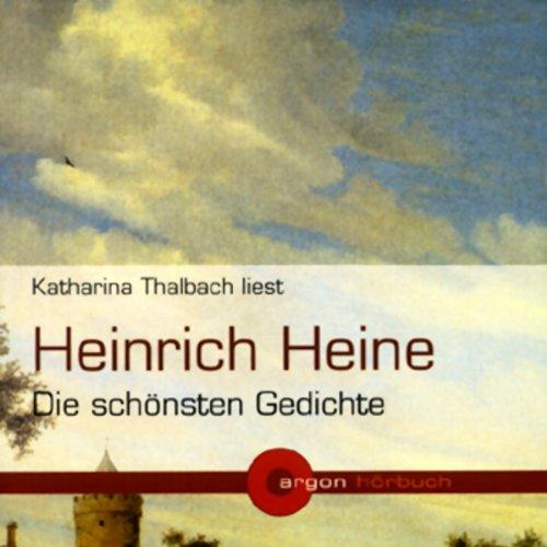 Heinrich Heine - Die schönsten Gedichte cover art