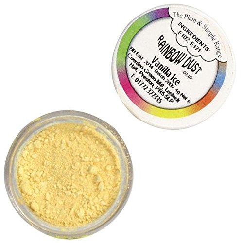 Rainbow Dust - Puderfarben Cream - Vanilla Ice 5g