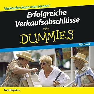Erfolgreiche Verkaufsabschlüsse für Dummies Titelbild