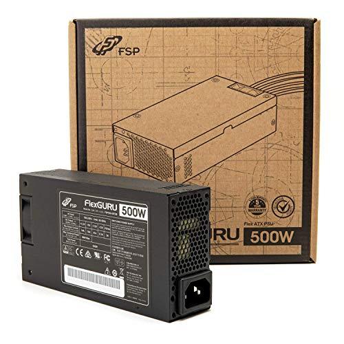 FSP Mini ITX Solution/Flex ATX 500W Efficiency ≥90% Full Range Active PFC Power Supply (Flex Guru 500W)